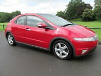 2008 (08) Honda Civic 2.2i-CTDi ES ***FINANCE AVAILABLE***