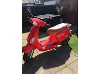 Cheap moped 50cc!