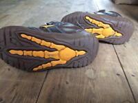 Boys Dinosaur Boots Clarks size 8.5F