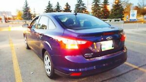 FORD FOCUS 2012 LOW KMS