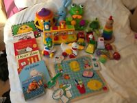 Bundle of Baby Toys (approx. 1 year+)