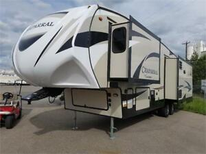 New 2017 Coachmen Chaparral 336 TSIK
