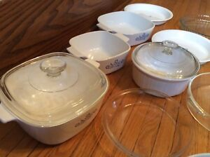 Large Corning Ware - Pyrex Collection