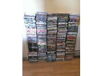 Job Lot of 325 DVD TITLES Movies, TV Series, Comedy, etc - Grab a Bargain
