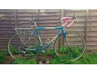 Paul Donoghue Road bike