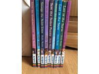 9 Holly Webb books!!!!