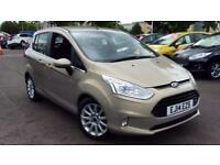 2014 Ford B-MAX 1.6 TDCi Titanium 5dr Manual Diesel Hatchback