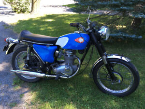 BSA Starfire in beautiful condition