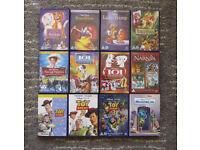 Disney and Pixar DVD Classics