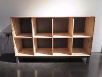 8 Bay Ikea Storage System