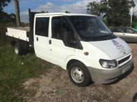 Ford transit double cab truck 2004 diesel 90/350