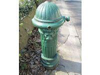 Glenfield & Kennedy water fountain