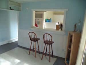 1 bedroom in Bridgetown  CLOSE TO C.O.G.S. NSCC-partly furnished