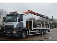 Class 1 Driver with HIAB experience/CSCS