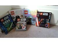 Lego star wars books