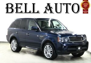2011 Land Rover Range Rover Sport HSE SPORT NAVIGATION PANORAMIC