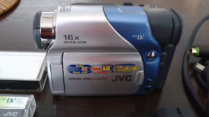 JVC Digital 8 Mini DV Camcorder