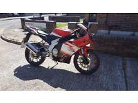 2013 rieju rs3 125cc