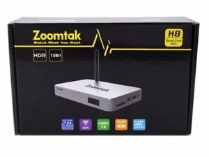 FREE LIVE TV Zoomtak Android Box