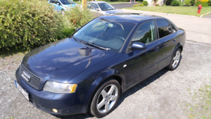 Audi quattro 1.8t 2005