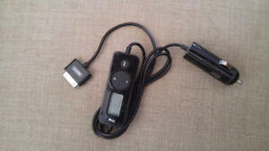 Griffin 30 pin iTrip FM transmitter