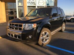 2010 Ford Escape LIMITED + CUIR + TOIT OUVRANT + 4X4