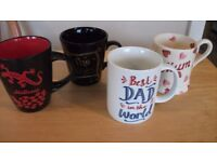 4 mugs free