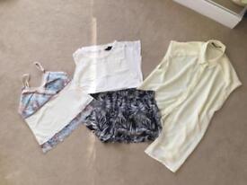 Yellow summer bundle size S