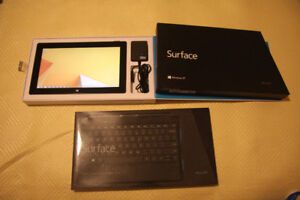 "Microsoft Surface RT 10.6"" 32GB WiFi Tablet Windows + Keyboard"
