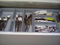 internal kitchen drawers