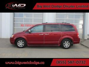 2008 Chrysler Town & Country Touring Swivel and Go Power Sunroof