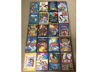 Set of 20 Disney classic film dvd's including Sleeping Beauty, Cinderella, Pinocchio and more