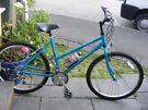 "RALEIGH LADIES 26"" WHEEL BIKE IN GREAT WORKING CONDITION 18"" FRAME"