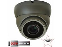 Starlight Varifocal 2.4MP 25-30 IR 1080p Camera