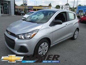 2016 Chevrolet Spark 34$/SEMAINE +TX  /  LS Manual