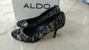Assorted Size 8 Heels in Excellent Condition