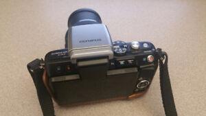 Black Olympus Pen Lite E-PL5 16MP Digital Camera