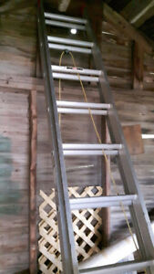20 foot extension ladder like new