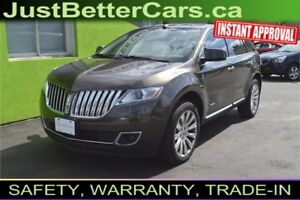 2011 Lincoln MKX Limited Edition - Drive Today for $69 Weekly