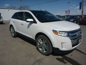 2014 Ford Edge Limited Bluetooth, heated seats, leather