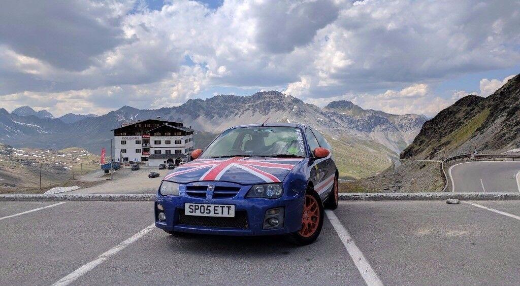 FS: MG ZR 1.4 105ps £400 ONO – Singletrack Magazine