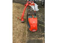 Flymo lawnmower & Strimmer USED ONCE