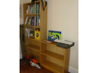 Bookcases - Tall & Small