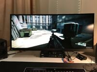 """Acer Predator X34A 34"""" IPS LCD Monitor"""
