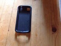 I phone 4s black hard case phone cover