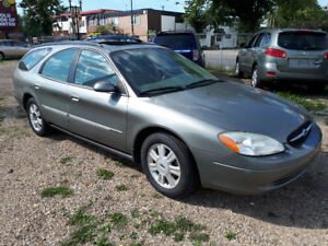 2003 Ford Taurus Wagon- 8 Passengers- New Tires- SunRoof