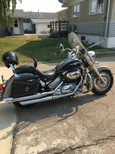 Suzuki Boulevard Excellent Condition