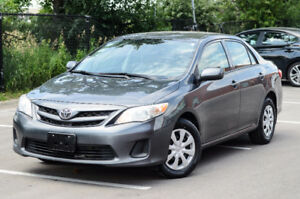 2011 Toyota Corolla CE ONE OWNER!! SOLD SOLD SOLD