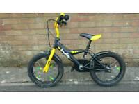 Boy's 16 inch Wheel Bike