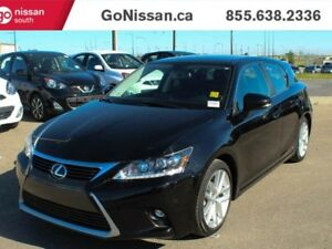 2015 Lexus CT 200h Leather, heated seats, back-up camera!!